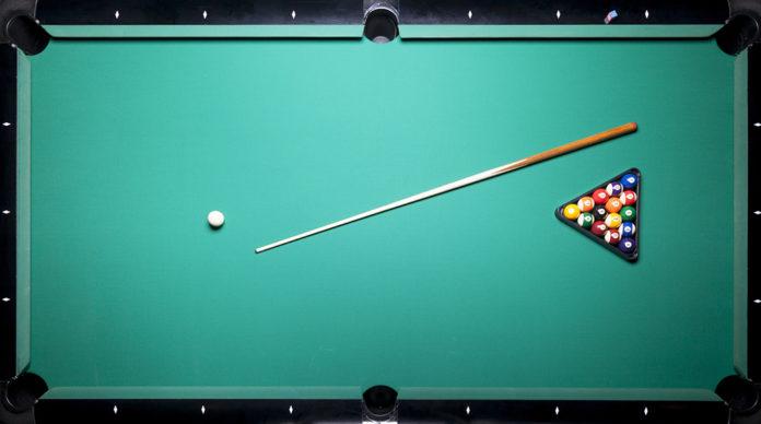 Way To Break In Pool