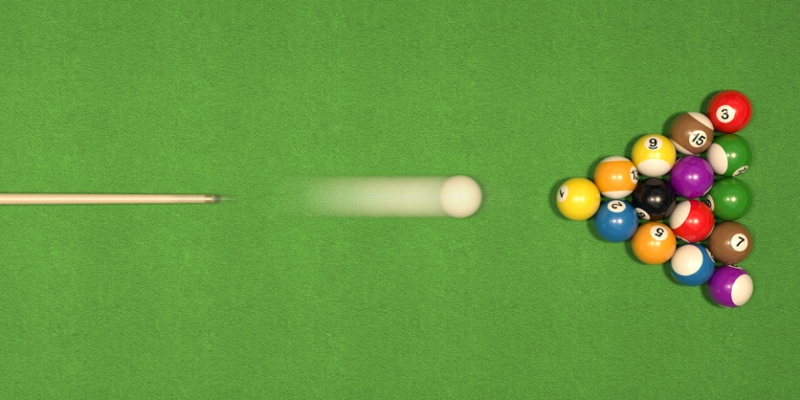 Pool Table Recognize The Cue Ball