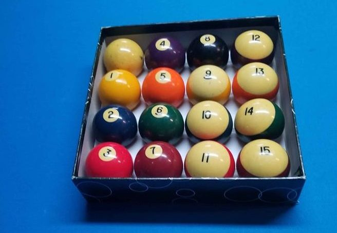 What Are Pool Balls Made Of