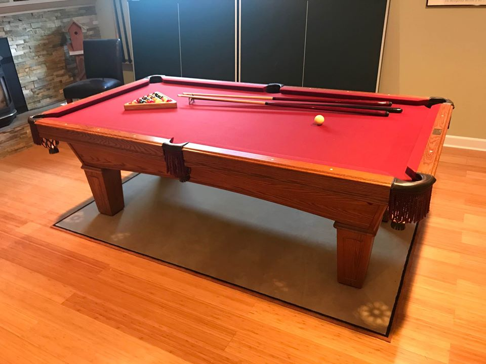 How Much Does a Pool Table Cost