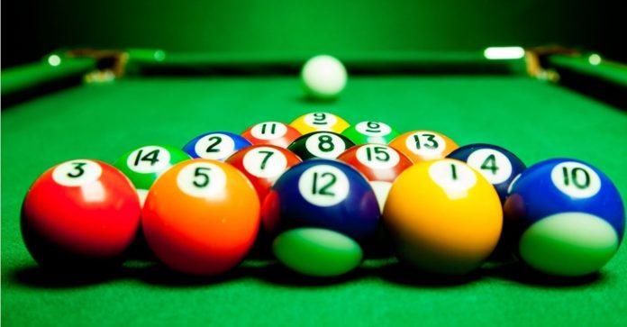Billiards Called Pool