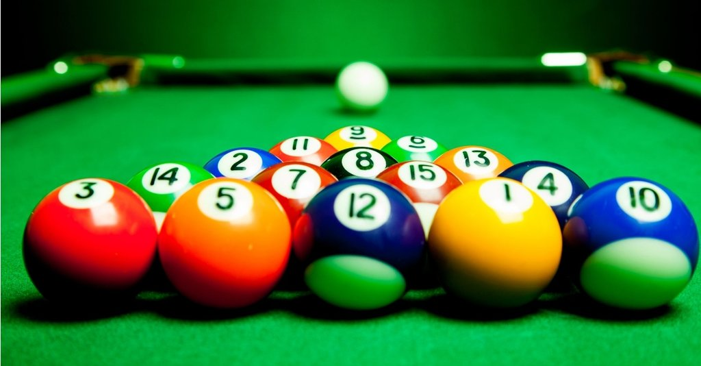 Billiards Called Pool